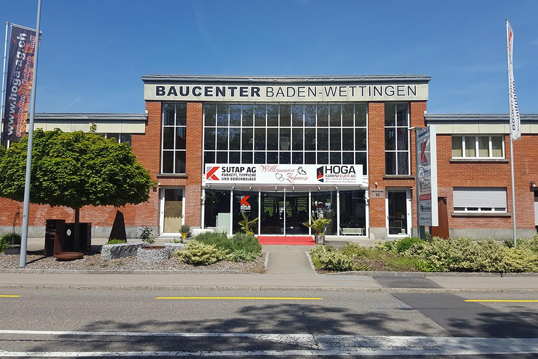 Baucenter Baden-Wettingen